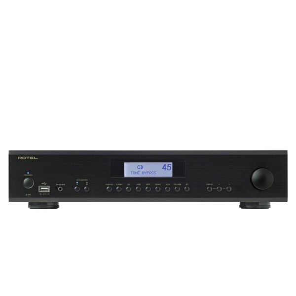 Rotel A-14 Integrated Stereo Amplifier 80w/ch