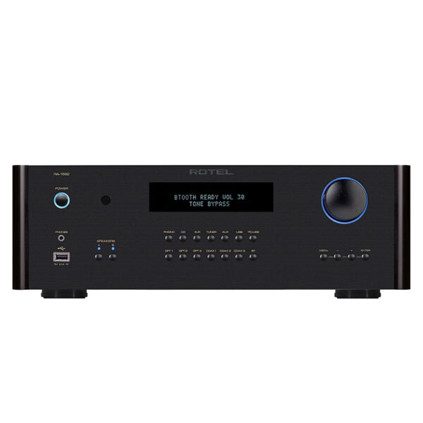 Rotel RA-1592 Integrated Stereo Amplifier – 200w/ch