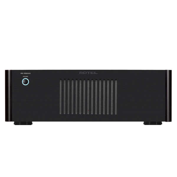 Rotel RB-1552II Stereo Class AB Power Amplifier 120w/ch