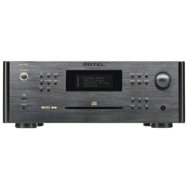 Rotel RCX-1500 CD Stereo Receiver – 100w/ch