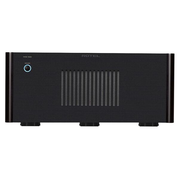 Rotel RMB-1555 5ch Class AB Power Amplifier – 120w/ch