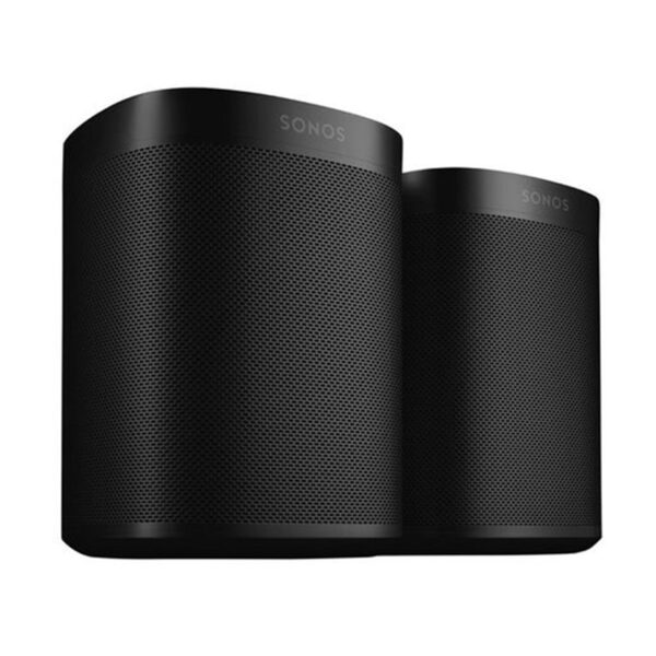 Sonos One WiFi Speaker + Sonos One SL WiFi Combo