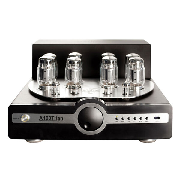 Synthesis Action A100Titan Integrated Stereo Tube Amplifier 100w/ch (Demo Unit)