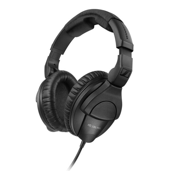 Sennheiser HD 280 Pro DJ On-ear Headphones
