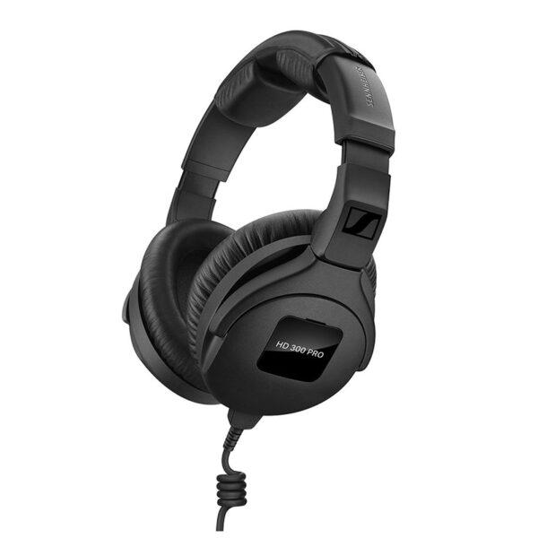 Sennheiser HD 300 Pro DJ On-ear Headphones