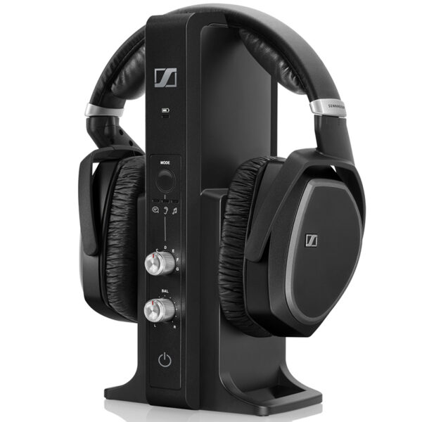 Sennheiser RS 195 – Wireless Headphones & Transmitter