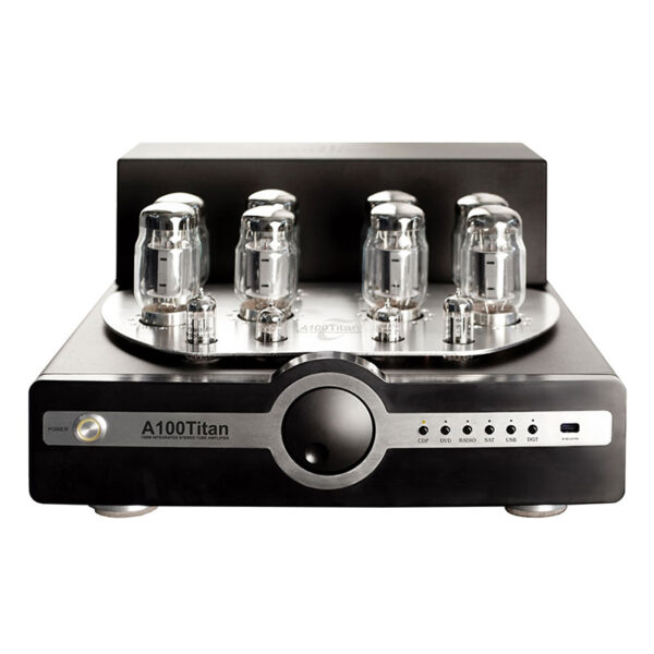 Integrated Stereo Amplifiers