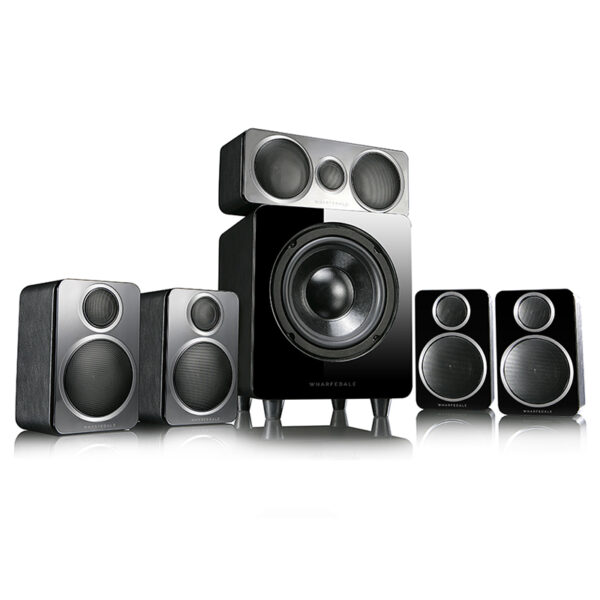 Wharfedale DX-2 HCP Speaker System