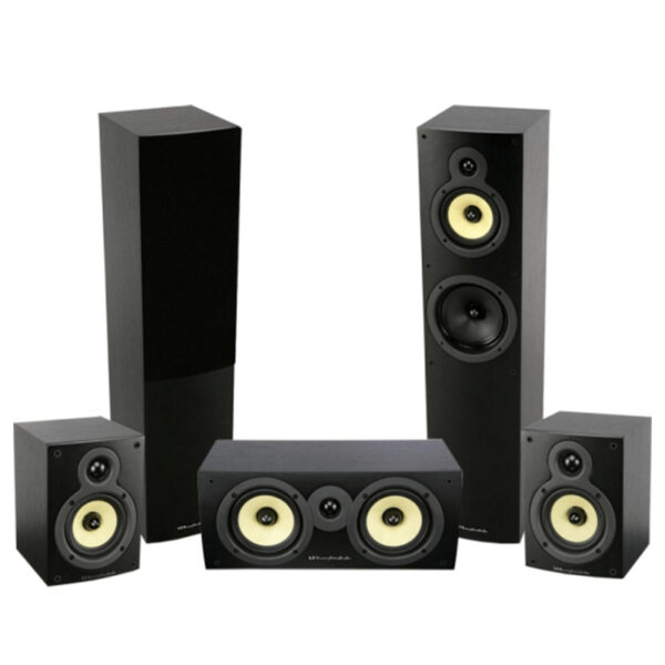 Wharfedale Crystal 4.3 Speaker Package