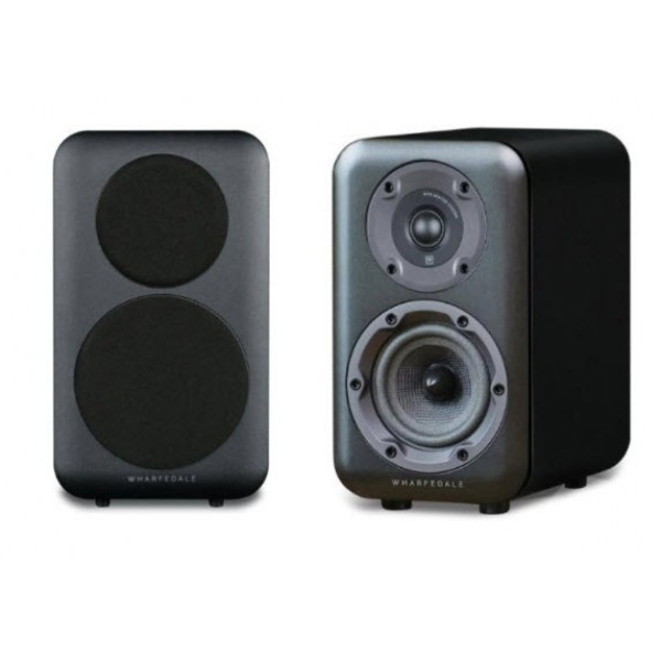 Wharfedale D320 – 2 Way Bookshelf Speakers (Pair)