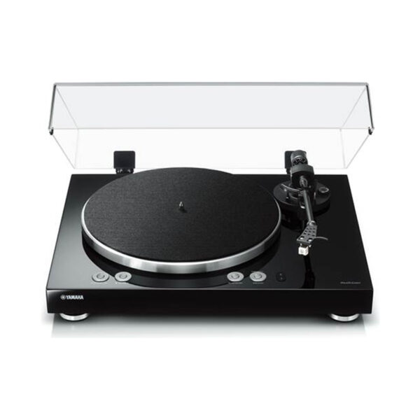 Yamaha MusicCast Vinyl 500 – All-In-One Streaming Wi-Fi Turntable TT-N503