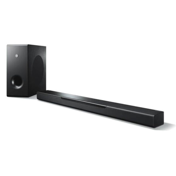 Yamaha YAS 408 MusicCast Bar Incl. 100w Wireless Active Subwoofer