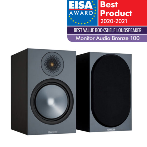Monitor Audio Bronze 6G 100 Bookshelf Speakers (Pair)