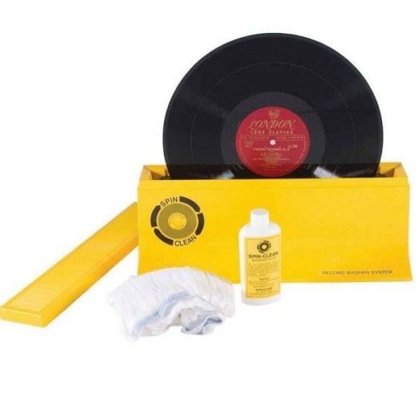 Pro-ject Spin Clean MkII Package