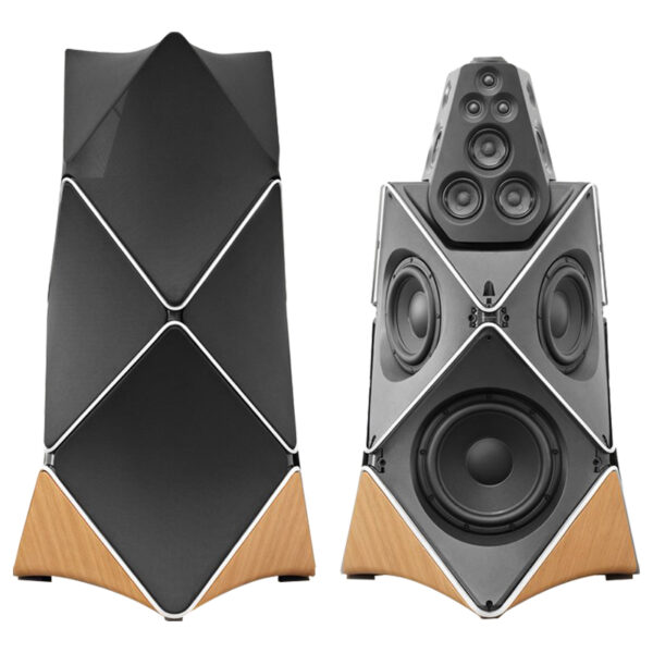 Bang & Olufsen Beolab 90 – Powered Wireless Speakers – Pair (Display Unit)