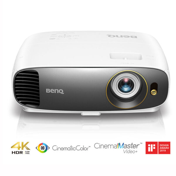 BenQ W1700 Home Cinema Projector with 4K UHD, HDR, Rec.709