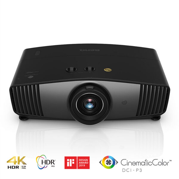 BenQ W5700 True 4K UHD Projector with 100% DCI-P3/Rec.709 and HDR-PRO