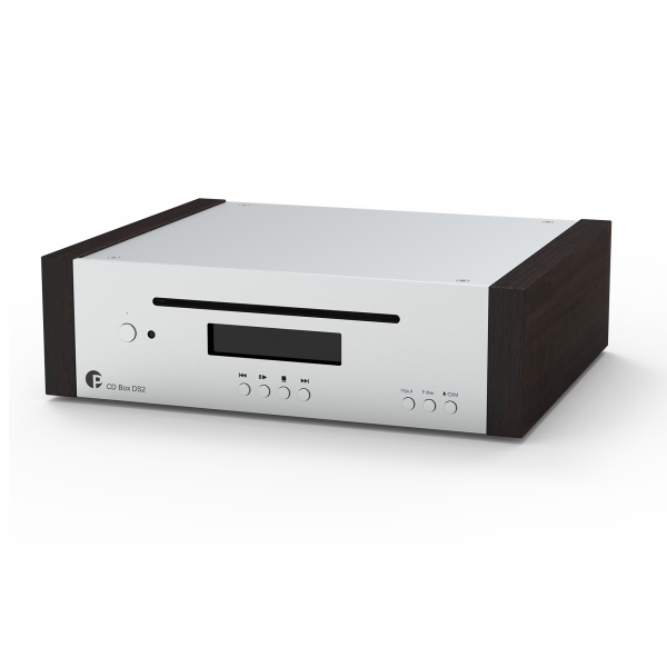 Pro-ject CD Box DS2 High-End Audio CD Player and DAC