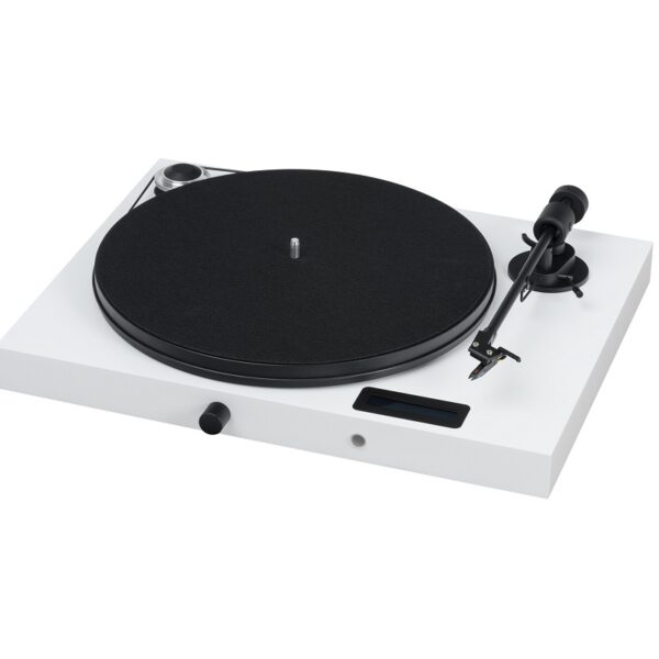 "Pro-ject Juke Box E Audiophile ""All-in-one Plug & Play"" turntable system"