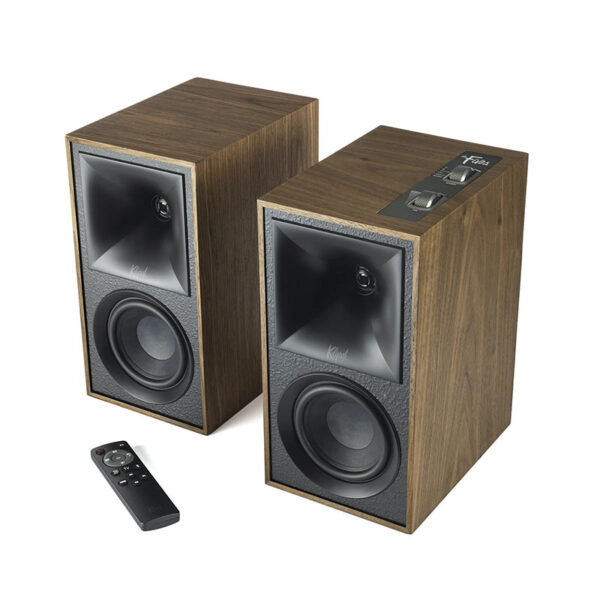 Klipsch The Fives – Powered Stereo Speaker System (Pair)