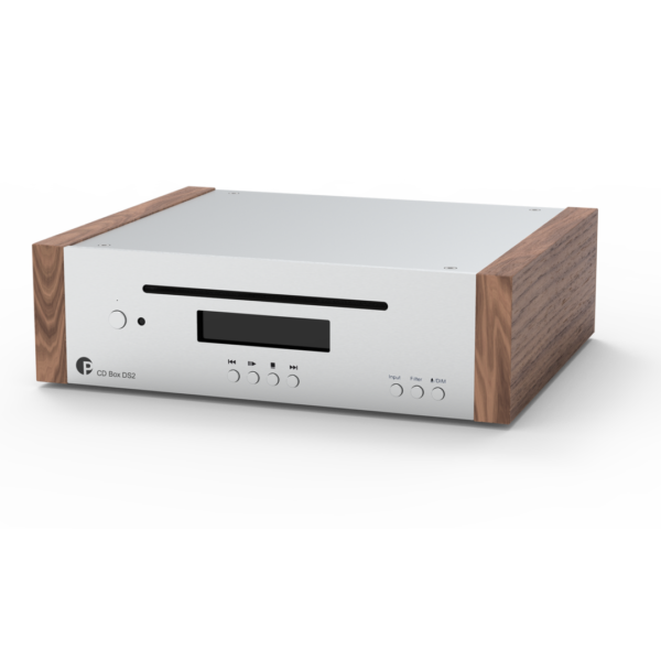 Pro-Ject CD Box DS2 Audio CD Player and DAC