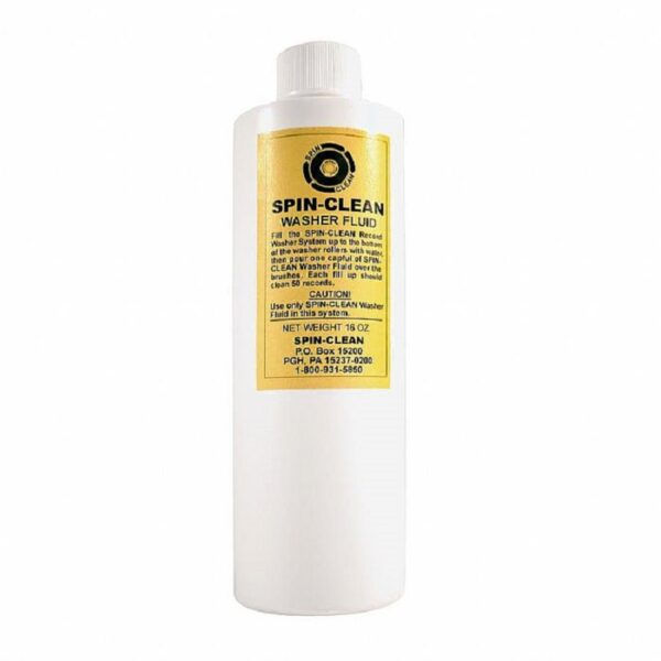 Pro-ject Spin Clean Fluid 16OZ Vinyl Care