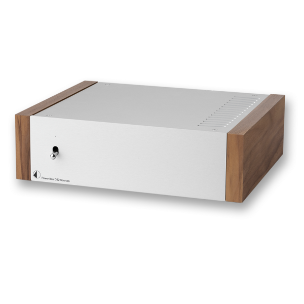 Pro-ject Power Box DS2 Sources Universal Linear Power Supply
