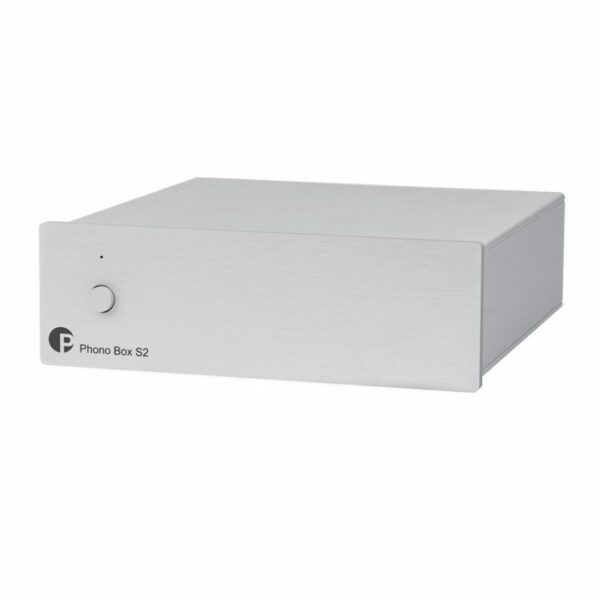 Pro-ject Phono Box S2 MM/MC Phono-preamplifier