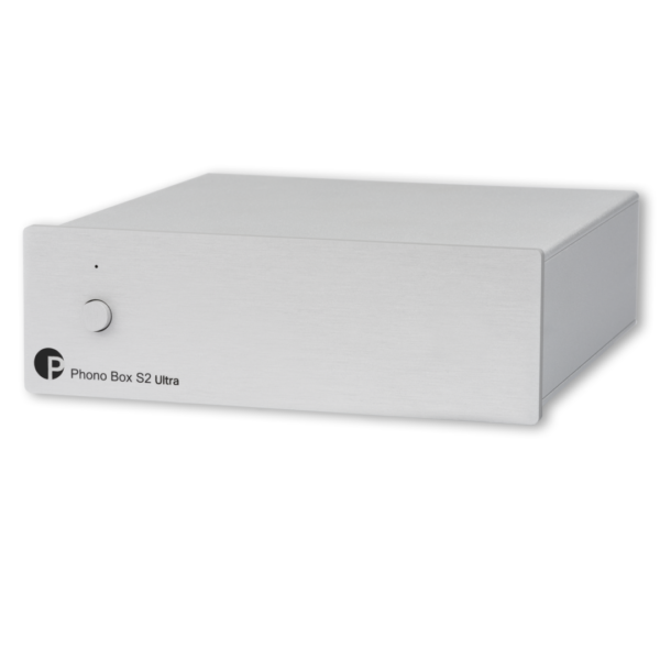 Pro-ject Phono Box S2 Ultra Discrete MM/MC Phono-preamplifier