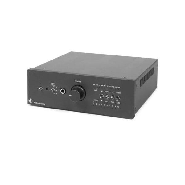 Pro-ject Pre Box RS Digital High-end Pre-amplifier
