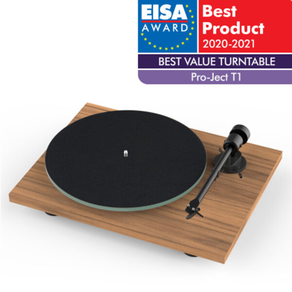 Pro-ject T1 Phono SB Audiophile Entry Level Turntable