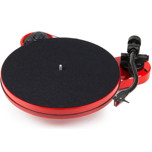 """Pro-ject RPM 1 Carbon Manual turntable with 8,6"""" carbon tonearm"""