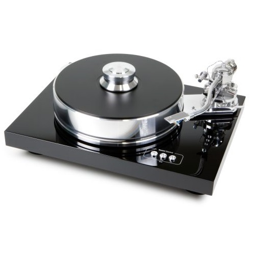"""Pro-ject Signature 10 High-end turntable with 10"""" single-pivot tonearm"""