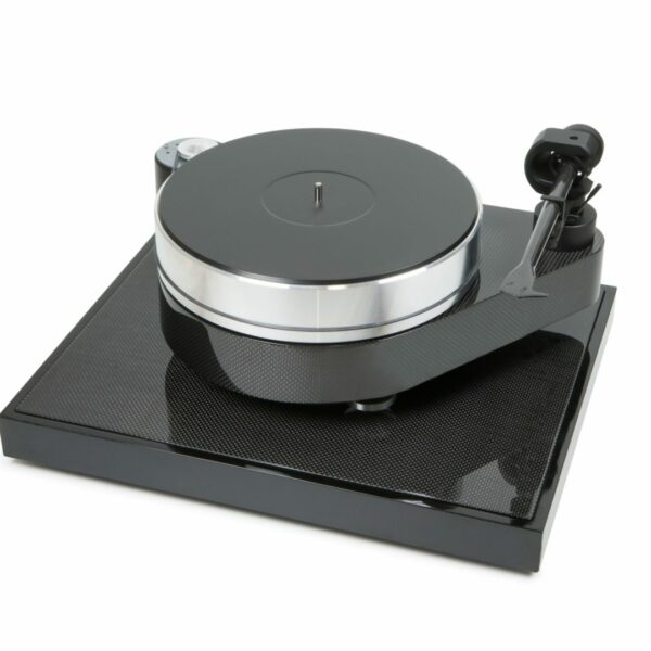 """Pro-ject RPM 10 Carbon High-end turntable with 10"""" Evo tonearm"""