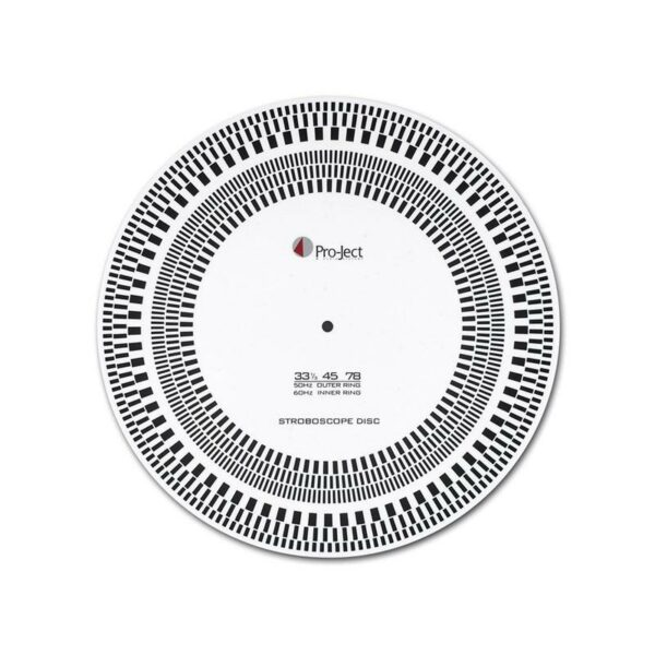 Pro-ject Strobe It Turntable Speed Alignment Disc