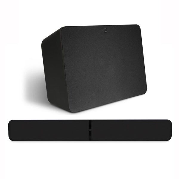 Bluesound Pulse Sub and Pulse Soundbar 2i Combo