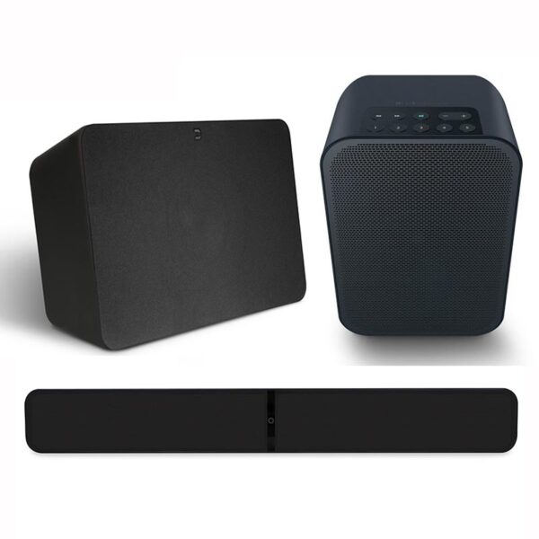 Surround Sound Systems Gen 2i