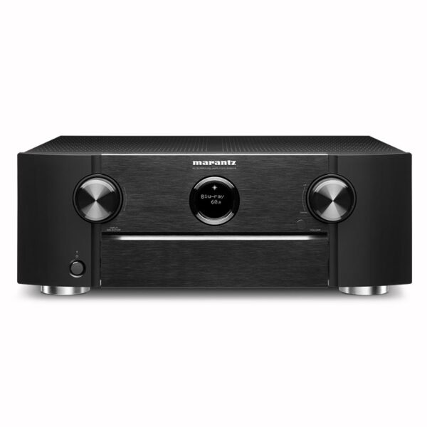 Marantz SR6015 9.2ch. 8K AV Amplifier with 3D Sound and HEOS Built-in