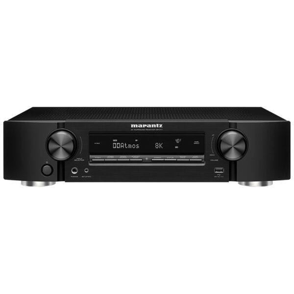 Marantz NR1711 Slim 7.2Ch 8K Ultra HD AV Receiver with HEOS® Built-in