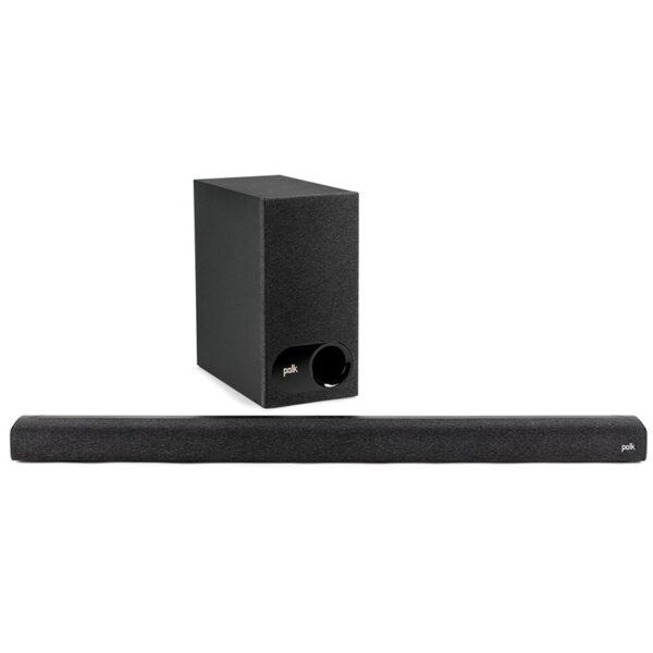 Polk Signa S3 – TV Soundbar and Wireless Subwoofer System with Chromecast Built-in