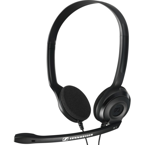 Sennheiser PC 3 Chat On-Ear Stereo Headset