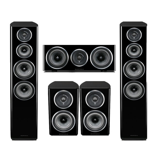 Wharfedale Diamond Speaker Package