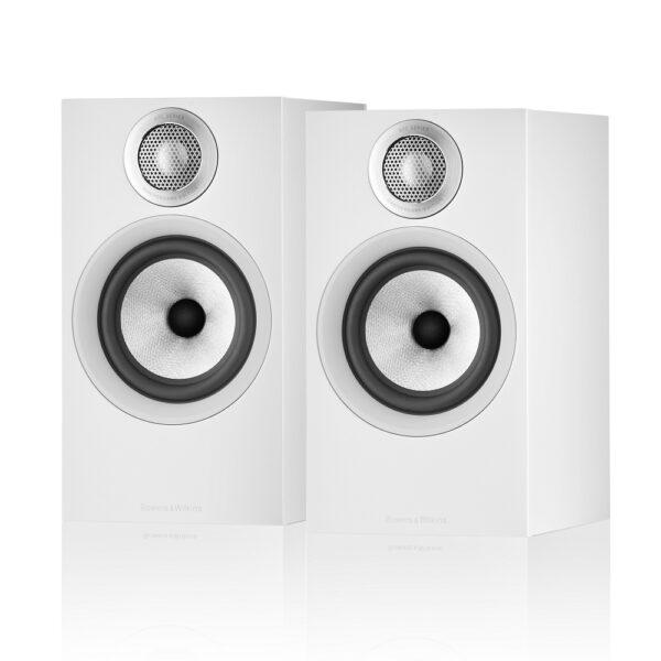 Bowers & Wilkins 607 Bookshelf Speakers (Pair) Display Units
