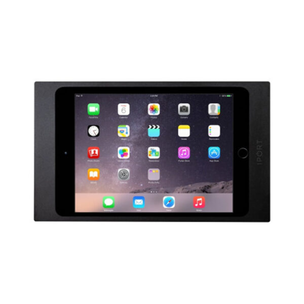 iPort Surface Mount Bezel for iPad for iPad 9.7-inch Air 1 | 2 | iPad Pro 9.7-inch | iPad 9.7-inch (5th gen) | iPad 9.7-inch (6th gen)