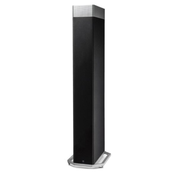 Definitive Technology BP9080 High-Performance Tower Speaker with Integrated 12″ Powered Subwoofer and Height Module