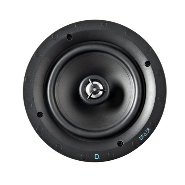 Definitive Technology DT6.5R DT Custom Install Series Round 6.5″ In-Ceiling Speaker