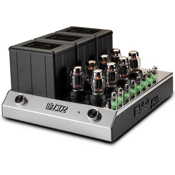 McIntosh MC1502 2-Channel Vacuum Tube Amplifier