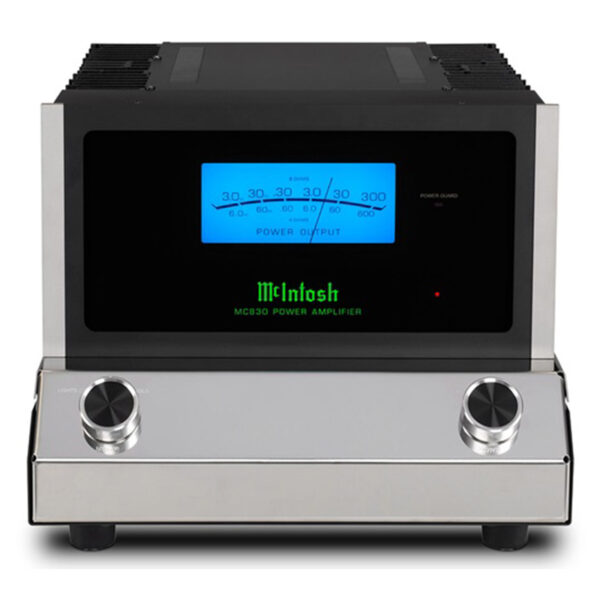 McIntosh MC830 – 1-Channel Solid State Amplifier