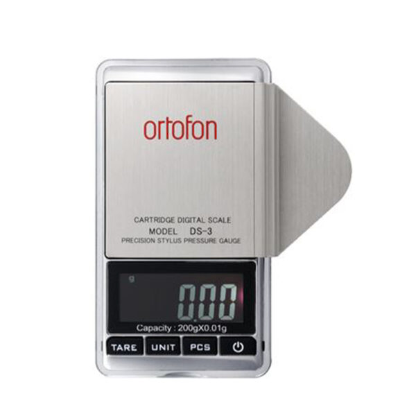 Ortofon DS-3 – A High Precision Digital Stylus Pressure Gauge