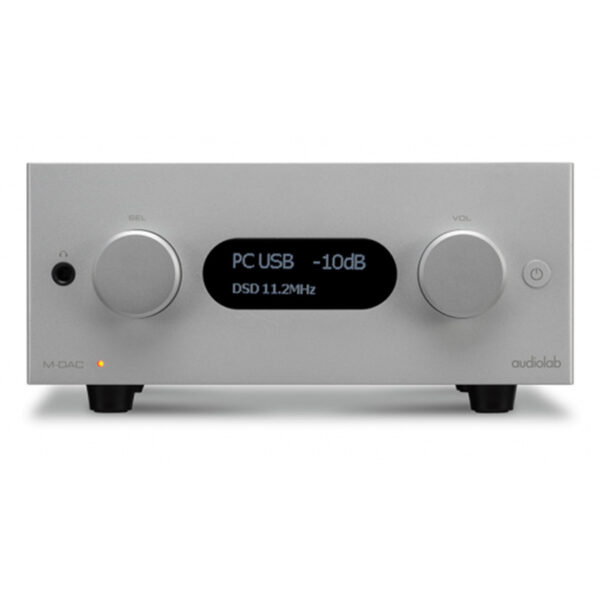 Audiolab M-DAC+ Digital-to-Analogue Converter